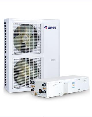 HF系列户式地暖空调机组解决方案