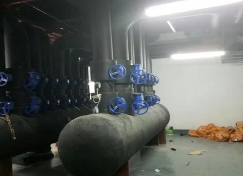 机房分集水器