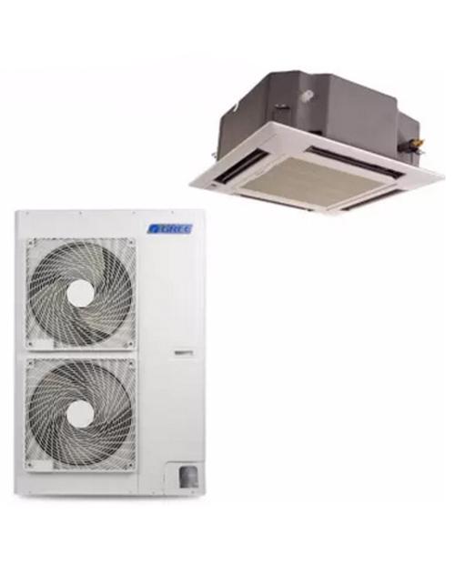 格力中央空调 KFR-120TW/(1256S)Aa-3 5p 天井机 吸顶嵌入式空调