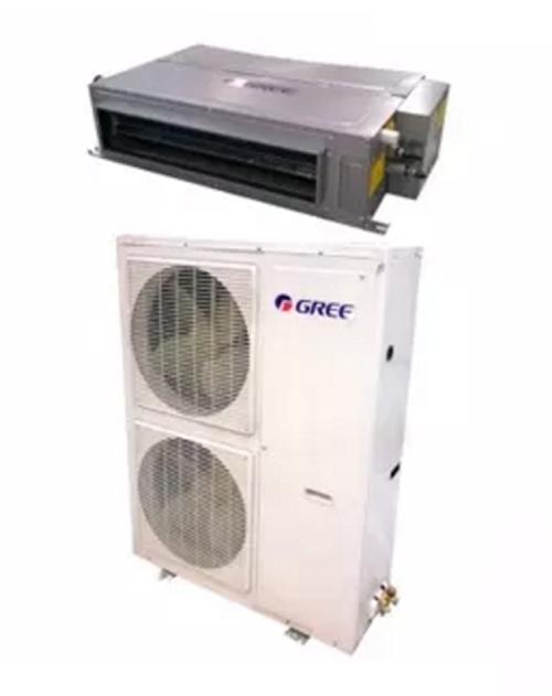 格力中央空调FGR12H/A2-N4 A2系列高静压风管式一拖一冷暖中央空调5匹380V