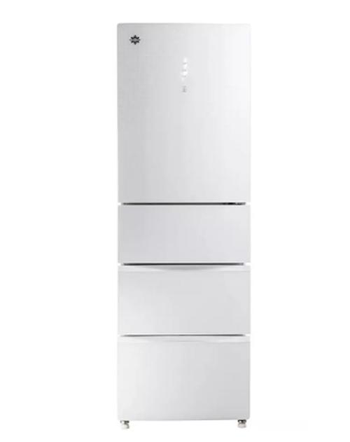 晶弘冰箱/BCD-321WPQG四门意式冰箱 321L大容量风冷无霜超静音