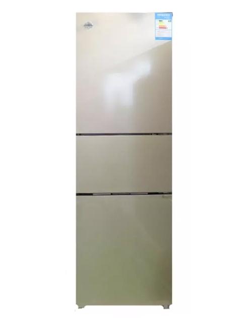 晶弘冰箱/BCD-213TC三门冰箱 2天约1度电 38分贝超静音