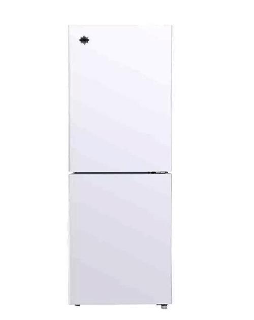 晶弘冰箱/BCD-190C两门冰箱 126L超大冷藏空间省电LED冷光源