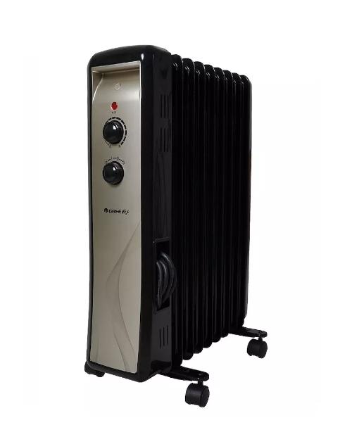 格力旗舰店取暖器家用电暖器防烫电暖气节能省电油汀干衣暖风机
