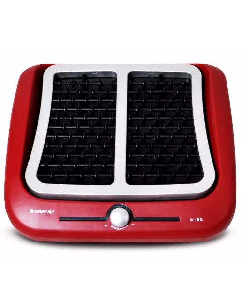 格力取暖器暖脚宝家用暖脚器办公室电暖器NDJ-06a保健暖足器按摩