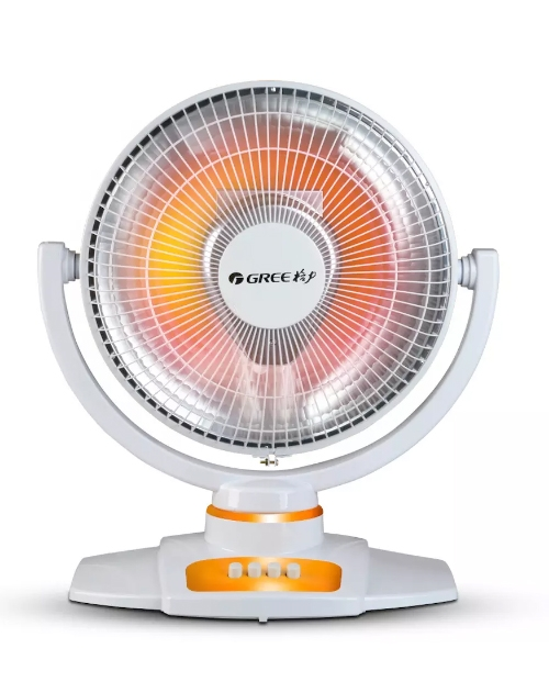 格力取暖器家用电暖器小太阳迷你电暖气摇头静音宝宝孕妇安全取暖