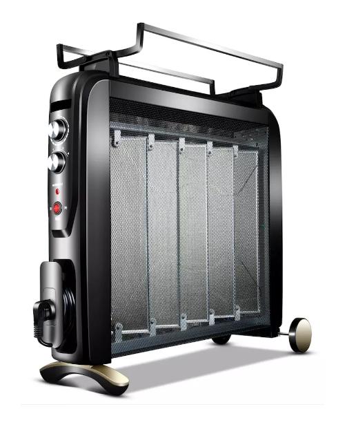 格力取暖器电暖气家用儿童电暖器防烫电热膜电暖风整屋升温速热