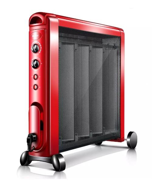 格力电暖器家用取暖器儿童防烫电热膜节能省电高效升温取暖电暖气