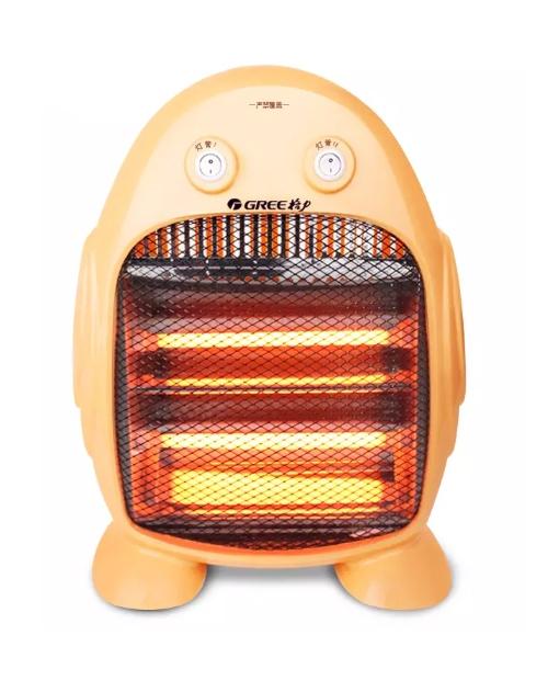 格力小太阳取暖器 电暖器 省电节能 电暖风 远红外电暖气即开即热