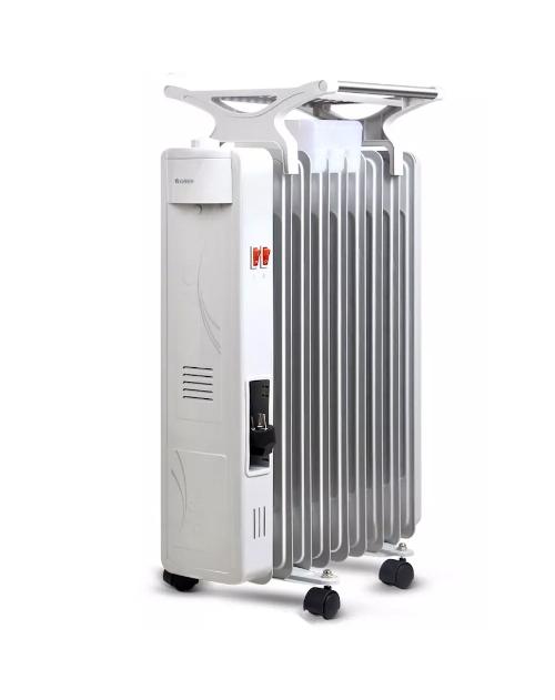 格力取暖器 家用电暖器电油汀式 电暖气 节能省电9片电热油丁速热