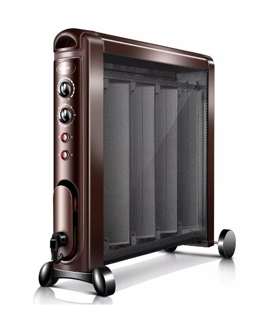 格力取暖器 家用电暖器儿童防烫电热膜电暖气电暖炉大功率干衣