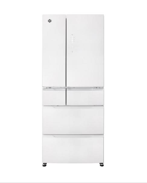 晶弘/BCD-461WPQG多门冰箱461L超大冷冻空间 五种温区