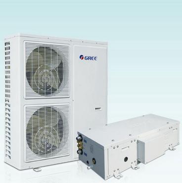 格力商用中央空调 HZ系列组合户式风冷冷(热)水空调机组