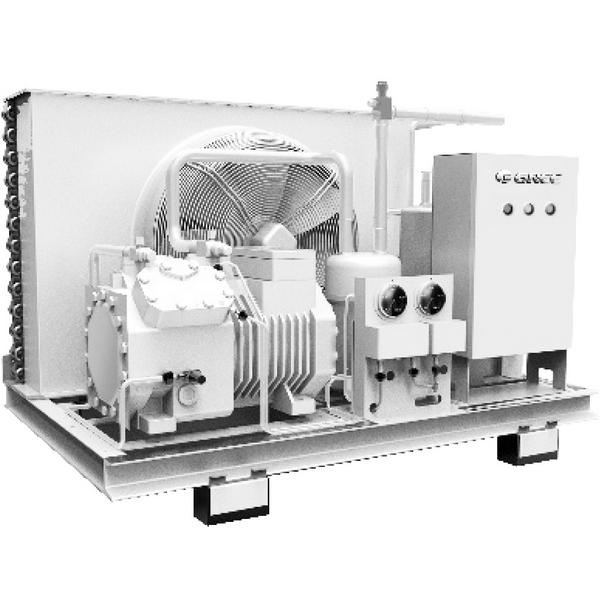 格力GNJ-BF系列半封闭活塞式风冷冷凝机组